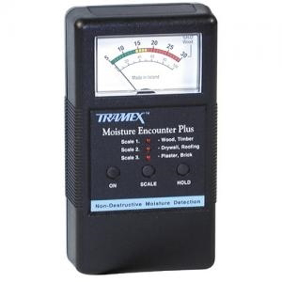 Tramex MEP Moisture Encounter Plus Moisture Meter