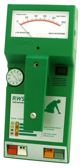 Tramex RWS Roof Wall Scanner RWS Moisture Meter