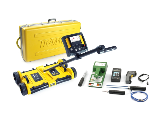 Tramex Roof Master Kit with Dec Scanner & accessories