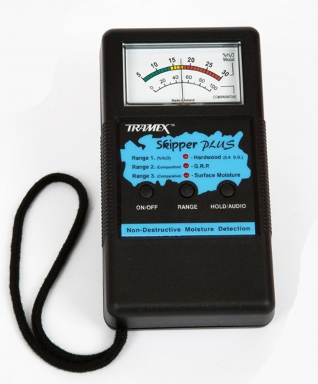 Tramex Skipper Plus Moisture Meter for Boats