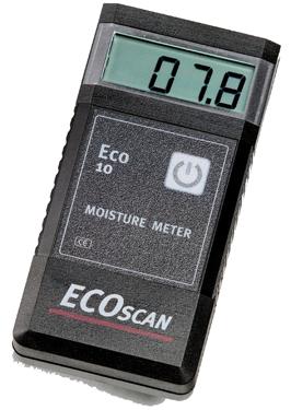 Merlin ECO 10 HD Moisture Meter