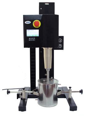 Laboratory Mixer Auto Lift