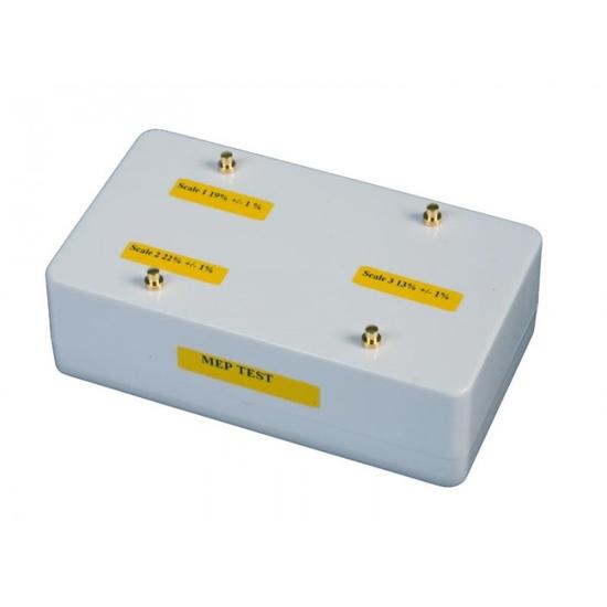 MEP Calibration Check Box