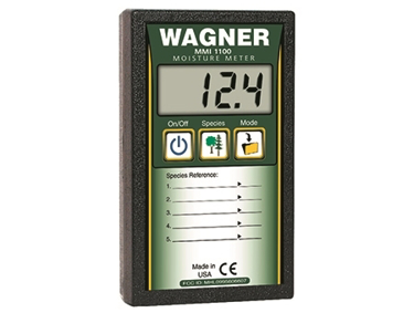 Wagner MMI1100 Data Collection Wood Meter