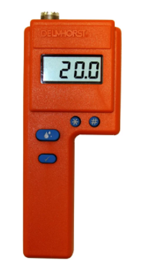 Tobacco Meter by Delmhorst