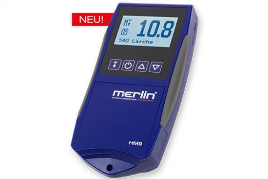 Imbo Merlin Hm9 Ws5 Veneer Moisture Meter