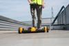 Tramex Roof DEC Scanner Moisture Meter Walking