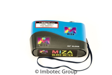 MIZA Gloss Meter in Holder with Strap GJ-10800 60° 600