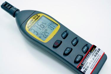 MIZA Digital Hygrometer Psychrometer