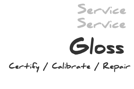 Picture for category Gloss Meter Calibration Service