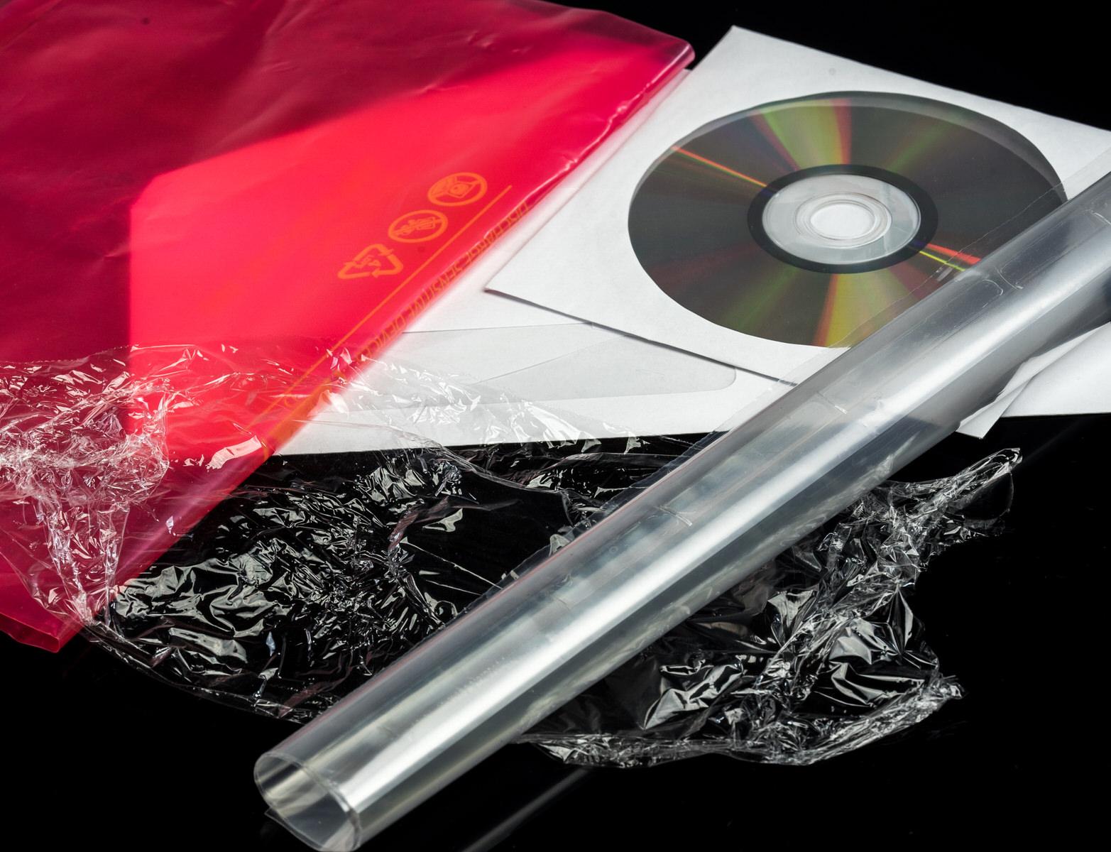 haze film sample